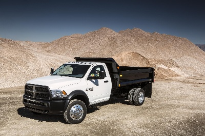 RAM NAMED MEDIUM-DUTY TRUCK OF THE YEAR