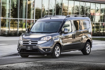 RAM PROMASTER CITY WINS 2017 COMMERCIAL GREEN CAR OF THE YEAR™ BY GREEN CAR JOURNAL