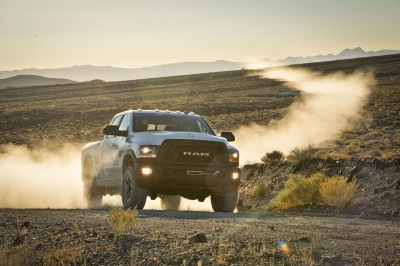 Ram Power Wagon Wins Rebelle Rally 'Bone Stock' Award; Team 4 Corners Finishes Second Overall