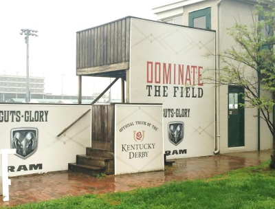 RAM TRUCK BRAND 'DOMINATES THE FIELD' WITH MULTITIER SPONSORSHIP OF CHURCHILL DOWNS AND THE 142ND KENTUCKY DERBY