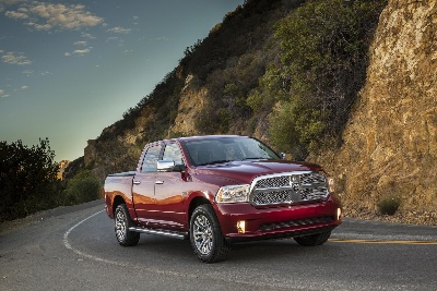 RAM 1500 ECODIESEL NAMED ESQUIRE MAGAZINE'S TRUCK OF THE YEAR