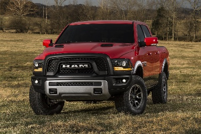 RAM TRUCK TO BRING NEW 2015 REBEL TO OVERLAND EXPO