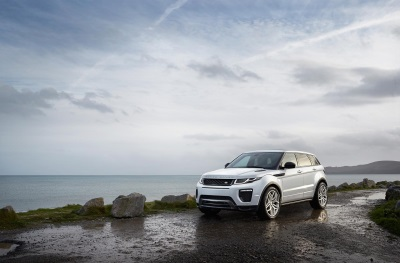 Range Rover Evoque Recognized As A Total Quality Award Winner By Strategic Vision