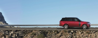 RANGE ROVER SVAUTOBIOGRAPHY DYNAMIC ARRIVES IN NORTH AMERICAN SHOWROOMS ON 30TH ANNIVERSARY OF RANGE ROVER IN U.S.