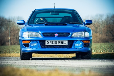 RARE IMPREZA SET TO BE A KNOCKOUT AT SILVERSTONE AUCTIONS' MAY SALE