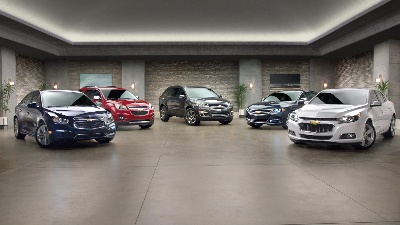 'REAL PEOPLE, NOT ACTORS,' SEE THE REAL CHEVROLET