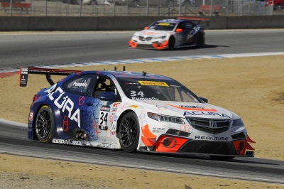 REALTIME ACURAS BOTH EARN TOP-10 FINISHES IN WORLD CHALLENGE SEASON FINALE