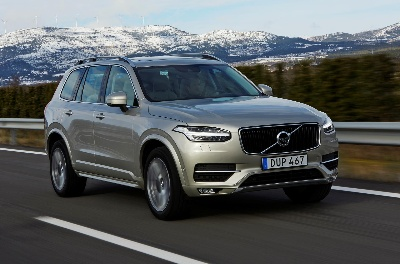 RECORD SALES DRIVE VOLVO CAR GROUP TO A SOLID 2.2 BILLION SEK PROFIT IN 2014