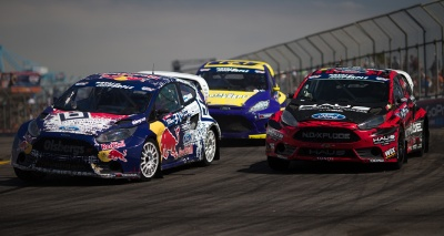 RED BULL GLOBAL RALLYCROSS LAS VEGAS AT THE LINQ 2014 SEASON FINALE CHAMPIONSHIP TICKETS ON SALE NOW