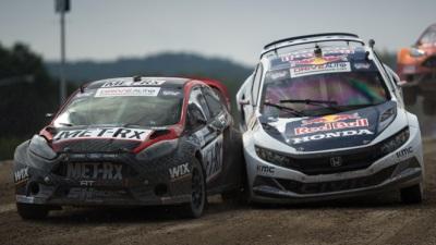 Red Bull Global Rallycross Announces 2017 Event Schedule