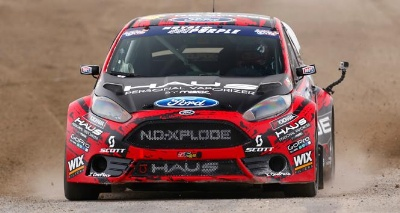 RED BULL GLOBAL RALLYCROSS RACE PREVIEW: THE DIRT TRACK AT CHARLOTTE