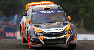 RED BULL GLOBAL RALLYCROSS RETURNS TO DIRTFISH FOR PENULTIMATE EVENT OF 2014 SEASON