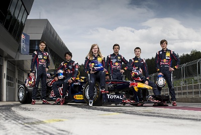 RED BULL JUNIOR TEAM MEDIA DAY 2014