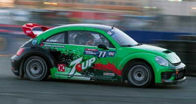 RED BULL GLOBAL RALLYCROSS RACE PREVIEW: LAS VEGAS AT THE LINQ