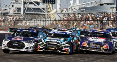 RED BULL GLOBAL RALLYCROSS ANNOUNCES 2015 SCHEDULE