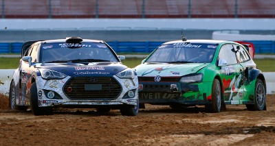 RED BULL GLOBAL RALLYCROSS RACE RECAP: DAYTONA INTERNATIONAL SPEEDWAY