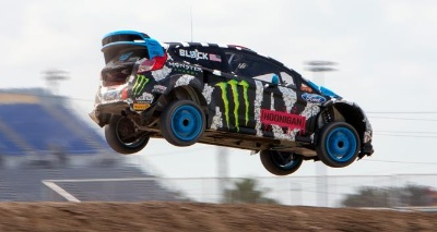 RED BULL GLOBAL RALLYCROSS RACE PREVIEW: DAYTONA INTERNATIONAL SPEEDWAY