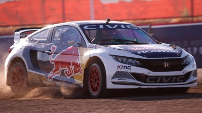 RED BULL GLOBAL RALLYCROSS TO BROADCAST WORLDWIDE ON RED BULL TV IN 2016
