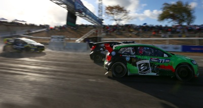 RED BULL GLOBAL RALLYCROSS TO COMPETE AT X GAMES AUSTIN
