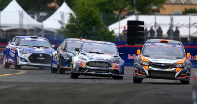 RED BULL GLOBAL RALLYCROSS ANNOUNCES ADJUSTMENTS TO 2014 CALENDAR