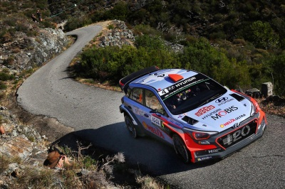 Next Stop Corsica As WRC Battle Hots Up