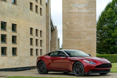 Henley Royal Regatta DB11 - Two Great British Institutions, One Oarsome Car