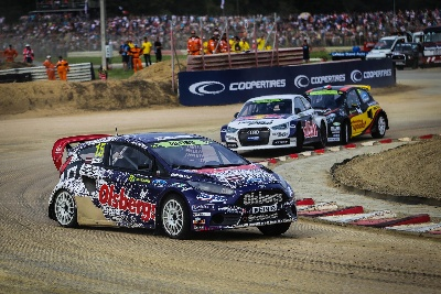 REINIS NITISS RETURNS TO WORLD RX PODIUM IN FRANCE; OLSBERGS MSE LEADS TEAM STANDINGS
