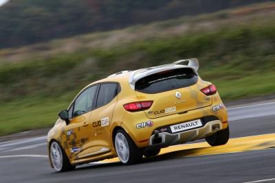 Renault UK Clio Cup Junior Confirms Blyton, 18 July Sampler Day