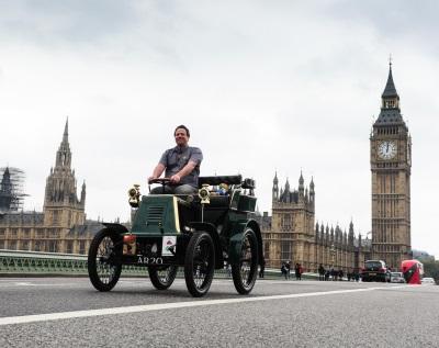 RENAULT RETURNS TO THE BONHAMS LONDON TO BRIGHTON VETERAN CAR RUN FOR 2016