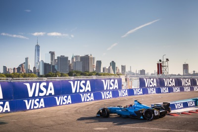 A Positive Weekend For Renault E.Dams In New York City