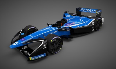 Renault e.Dams Celebrates Its Third Consecutive Title In Formula E And Presents Its New Livery And Partners For Season 4