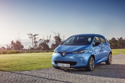 Renault Reaches Milestone Of 100,000 E.V. Batteries Leased