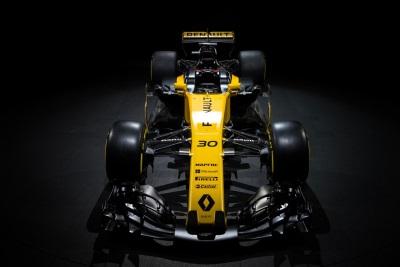 Renault Sport Formula One Team - 2017 Australian Grand Prix Preview