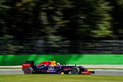 Renault Sport F1 - Italian Grand Prix race report