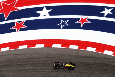 Renault Sport Racing Formula One Team – Formula 1 United States Grand Prix Review