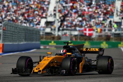 Renault Sport Racing – 2017 Formula 1 VTB Russian Grand Prix, Sunday