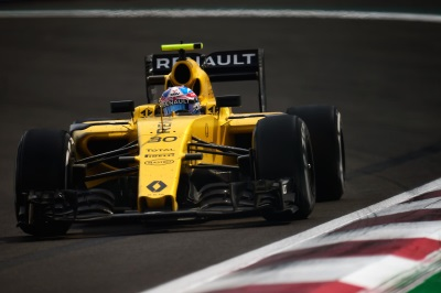RENAULT SPORT FORMULA ONE TEAM RETAINS JOLYON PALMER FOR 2017