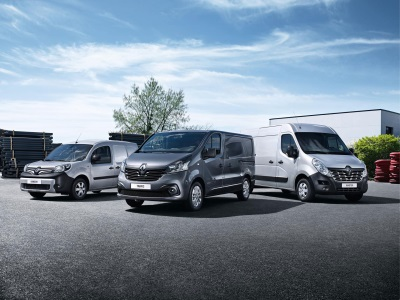 RENAULT LCVs WELCOME EURO 6 ENGINES, MORE EFFICIENT AND ENHANCED SECURITY