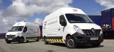 RENAULT MASTER REMAINS THE LCV OF CHOICE FOR TIP TRAILER SERVICES