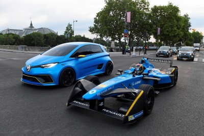 Renault To Celebrate The Past, Present And Future Of Motorsport At 2017 Goodwood Festival Of Speed