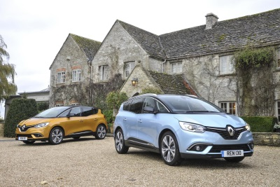 Orders Now Open For All-New Renault Scénic And Grand Scénic DCi 110 Hybrid Assist