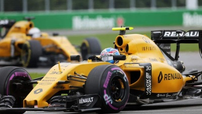 RENAULT SPORT FORMULA ONE TEAM CONTESTS A HARD-FOUGHT CANADIAN GRAND PRIX