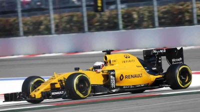 RENAULT SPORT FORMULA ONE TEAM SCORES ITS FIRST POINTS OF THE 2016 FORMULA 1 SEASON