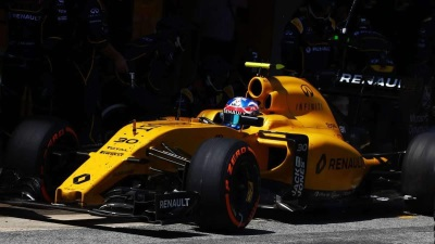 RENAULT SPORT FORMULA ONE TEAM FINISHES A CLOSE-PACKED 13TH AND 14TH IN SPANISH GRAND PRIX