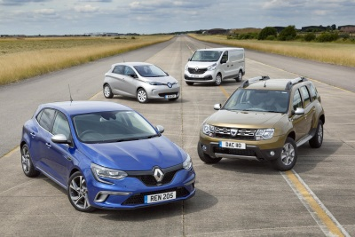 Groupe Renault UK Ranked In Top 50 UK's Best Workplaces List