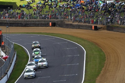 Revised Sporting Regulations For 2017 Renault UK Clio Cup