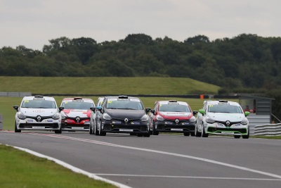 Tight At The Top As Renault UK Clio Cup Junior Heads To Brands Hatch Indy Circuit