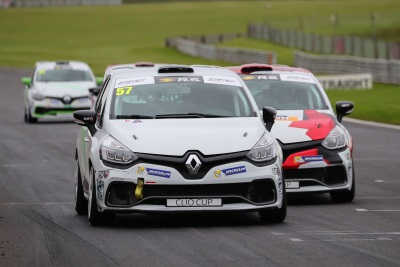 Championship Boss Hails 'Fantastic Start' For New Renault UK Clio Cup Junior Category