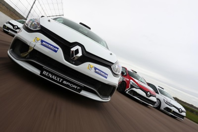 Renault UK Clio Cup Junior Confirms Revised Four-Event Calendar For 2017