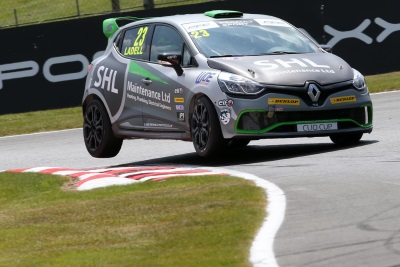 LOCALS LOOK TO SHINE AS ULTRA-COMPETITIVE RENAULT UK CLIO CUP RESUMES AT NORFOLK'S LENGTHY SNETTERTON CIRCUIT